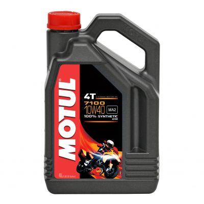 Huile moteur 4T Motul 7100 10W40 4L