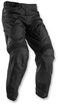 Pantalon cross Thor PULSE BLACKOUT noir