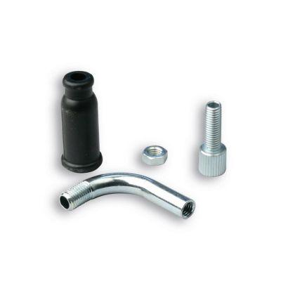 Coude de carburateur Dellorto 90° PHBG/PHF/PHM/SHA