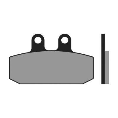 Plaquettes de frein Polini Original Aprilia Atlantic/Scarabeo/Leonardo / Honda Bali