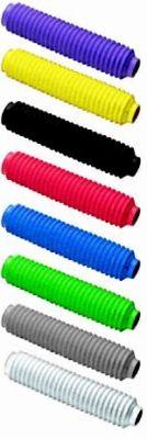 Soufflets de fourche noir d38 longueur 350mm