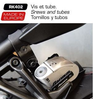 Support de bloc disque alarme RADIKAL RK402