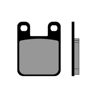 Plaquettes de frein Polini Senda/TKR/Ludix/X-Limit/X-Power 2004>