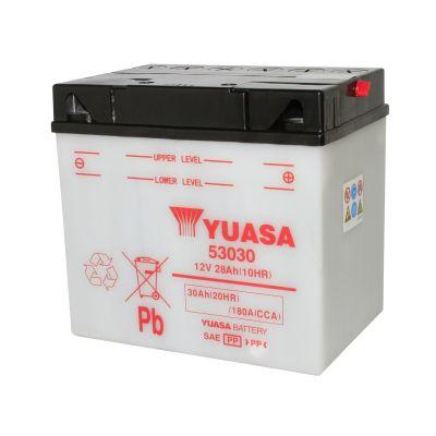 Batterie Yuasa 53030 12V 30Ah