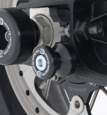Diabolos de bras oscillant R&G Racing noir Ø M 10 mm KTM 1190 Adventure 13-15