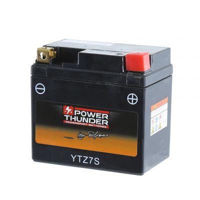 Batterie Power Thunder YTZ7S 12V 6AH