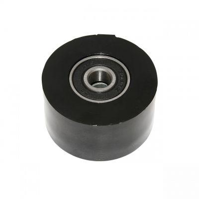 Rouleau tendeur de chaîne Polisport 42 mm noir