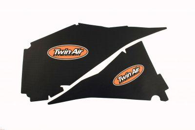 Kit déco boîte à air anti-dérapant Twin Air Noir pour KTM SX-F 250 07-10