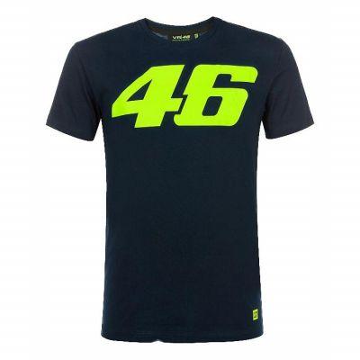 Tee-shirt VR46 Core bleu