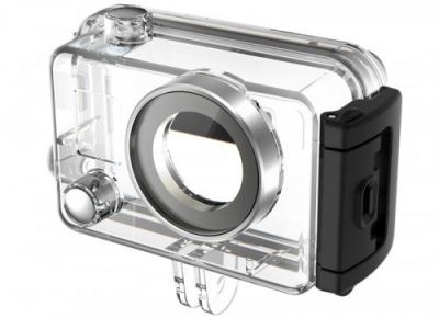 Boîtier étanche pour caméra GoPro avec pack audio Bluetooth Sena