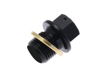 Bouchon de vidange d'huile moteur Tecnium aluminium non aimanté Ø M14 x 1,25 x 13,5 mm