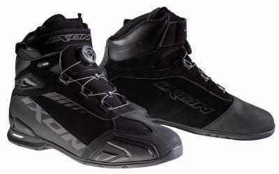Chaussures moto Ixon Bull WP noir