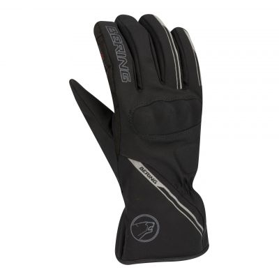 Gants textile Bering Kopek noir