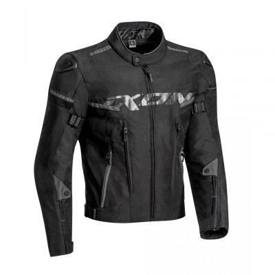 Blouson textile Ixon Sirocco noir