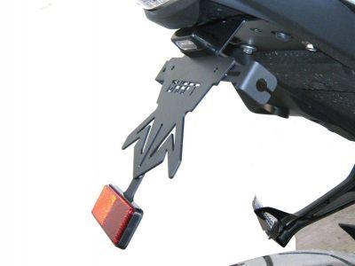 support de plaque v parts avec clairage de plaque pour suzuki gsr 750 11 16 pi ces car nage. Black Bedroom Furniture Sets. Home Design Ideas
