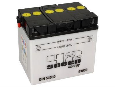 Batterie Sceed 42 53030 12V 30Ah avec pack acide