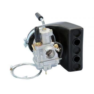 carburateur polini avec filtre vespa 50 pk xl 125 primavera pi ces carburation sur la. Black Bedroom Furniture Sets. Home Design Ideas