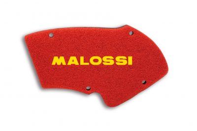 Mousse de filtre à air Malossi Double Red Sponge Gilera Runner FX/Piaggio Skipper LX