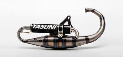 Pot d'échappement Yasuni R Carbone Booster/Stunt