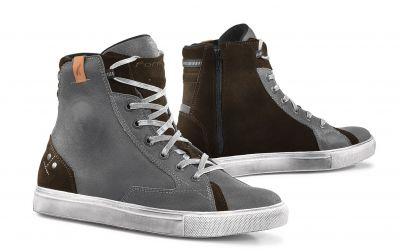 Baskets Forma SOUL gris/marron