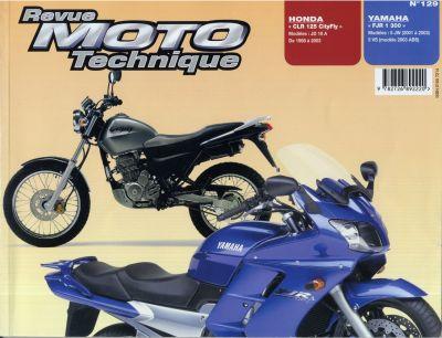 revue moto technique 162 honda pcx 125 10 11 yamaha fjr 1300 a as 06 11 pi ces moteur sur la. Black Bedroom Furniture Sets. Home Design Ideas