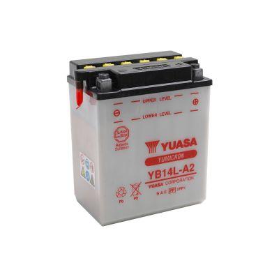 Batterie Yuasa YB14L-A2 12V 14Ah
