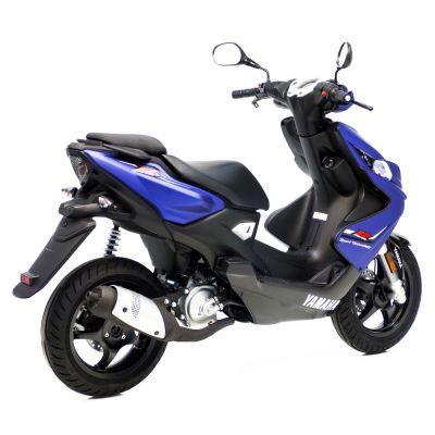 Pot d'échappement scooter Leovince Touring pour Yamaha Aerox 50 04-12