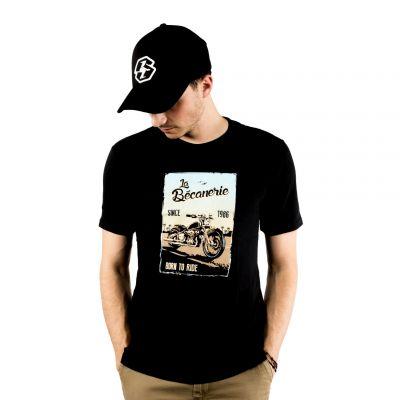 T-shirt La Bécanerie Vintage