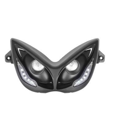 Double Optique R8 Nitro noir