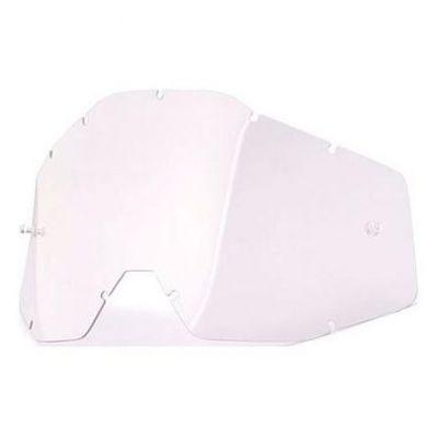 Écran de remplacement pour masque 100% Strata Mini clair anti-buée