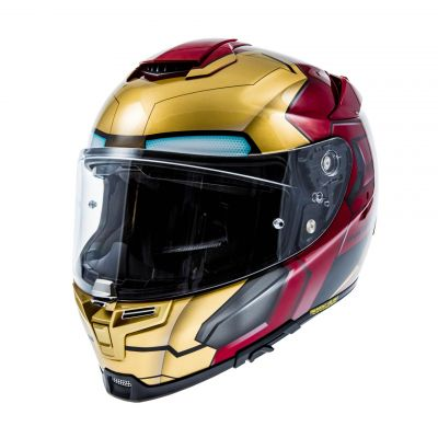 Casque intégral HJC RPHA 70 IRONMAN HOMECOMING MARVEL