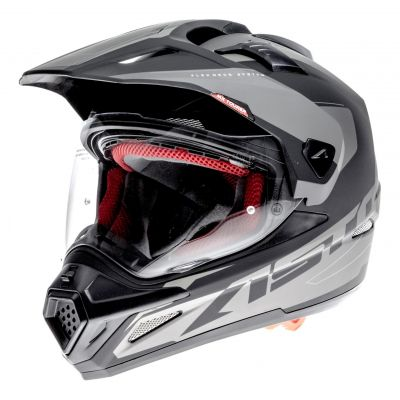 Casque Astone CROSS TOURER noir mat