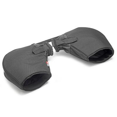 Manchons de guidon Givi pour moto équipée de protège-mains