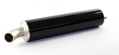 Silencieux Yasuni pour R2 / R3 / SPR 3 / HMR 2 D.65