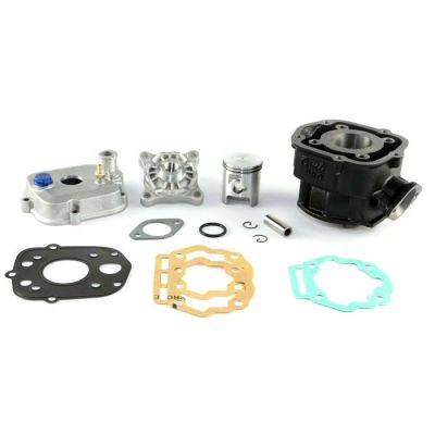 Cylindre Culasse Conti fonte D.40 Pro Racing Parts Derbi Euro 3