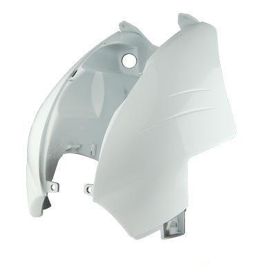 Tablier latéral Peugeot Ludix blanc