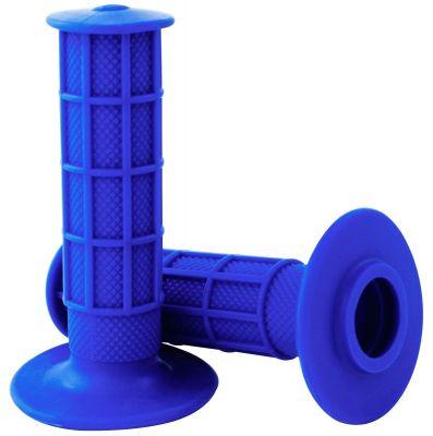 Revêtements de poignées MX bleu