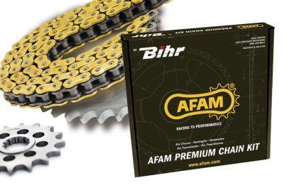 Kit chaîne Afam acier 17x41 BMW F 650 GS 08-12