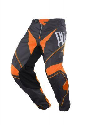 Pantalon cross Pull-in Challenger gris/orange