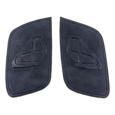 Cache Velcro Cuir IXON Cache Velcro Noir