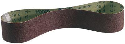 Lot de 5 bandes abrasives Draper 50x686mm grain 120 - 5 pièces