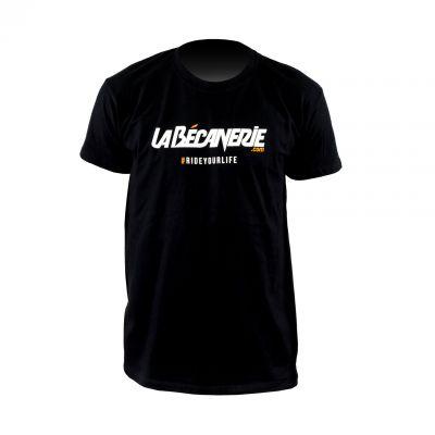 T-shirt La Bécanerie Ride Your Life