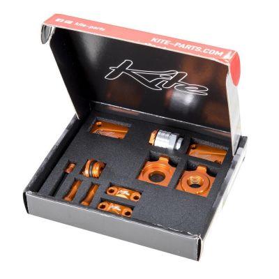 Pack accessoires Kite Husqvarna 250 FE 14-16 orange