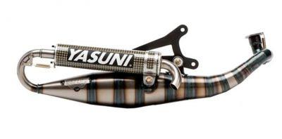 Pot Yasuni Carrera 16 City Carbone Kevlar Nitro Ovetto