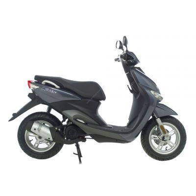 Pot d'échappement scooter Leovince Touring pour Yamaha Neo's 50 02-12
