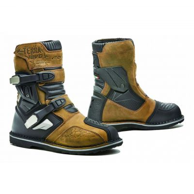 Bottes Forma Terra Evo Low WP marron