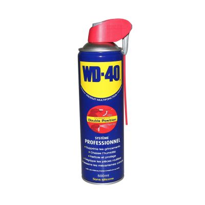 Spray multifonction WD40 500ml