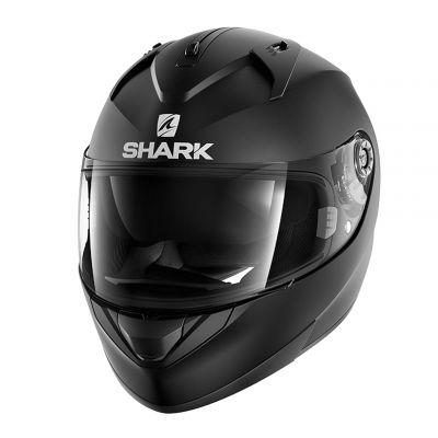 Casque intégral Shark RIDILL BLANK Mat noir