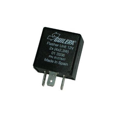 Centrale clignotant LED 12V-2X(4X2,3W) Aprilia RS