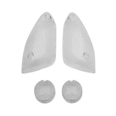 Cabochons Clignotant Blancs (x4) Nitro Aerox